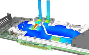 3D Моделирование ANSYS